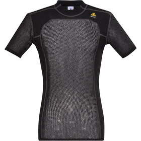 Aclima Woolnet T-paita Miehet, jet black
